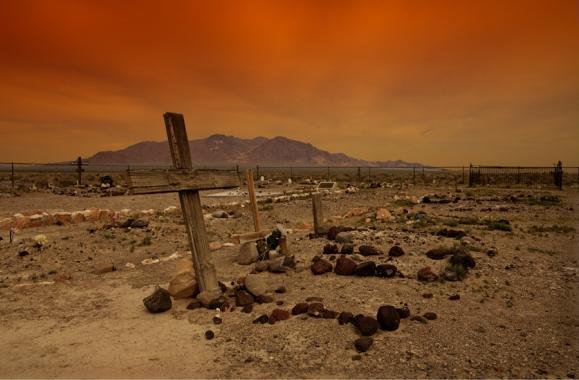 amargosa-cemetery-as-rough-as-a-surrounding-desert