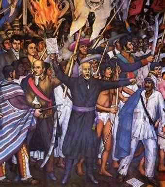 Mexican rebellion