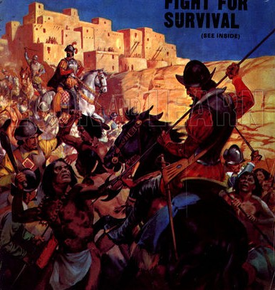 pueblo revolt of 1680 During the pueblo revolt era of 1680-1696, the pueblo people threw off their spanish colonial overlords and began to rebuild and revitalize.