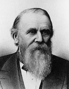 Governor John Evans