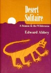 Abbey desert solitaire